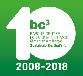 Ten years of Basque Centre for Climate Change