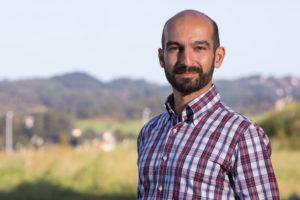 Ignacio Palomo - Postdoctoral researcher